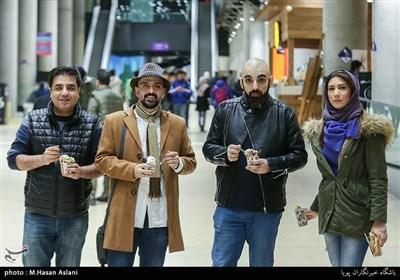 سیوششمین جشنواره فیلم فجر در باغ کتاب تهران