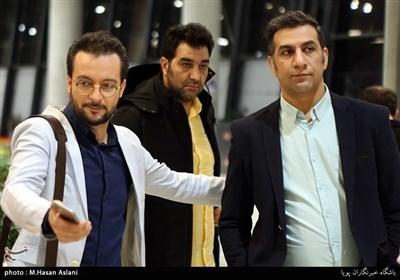 محمدسلوکی مجری و محمدنادری بازیگر