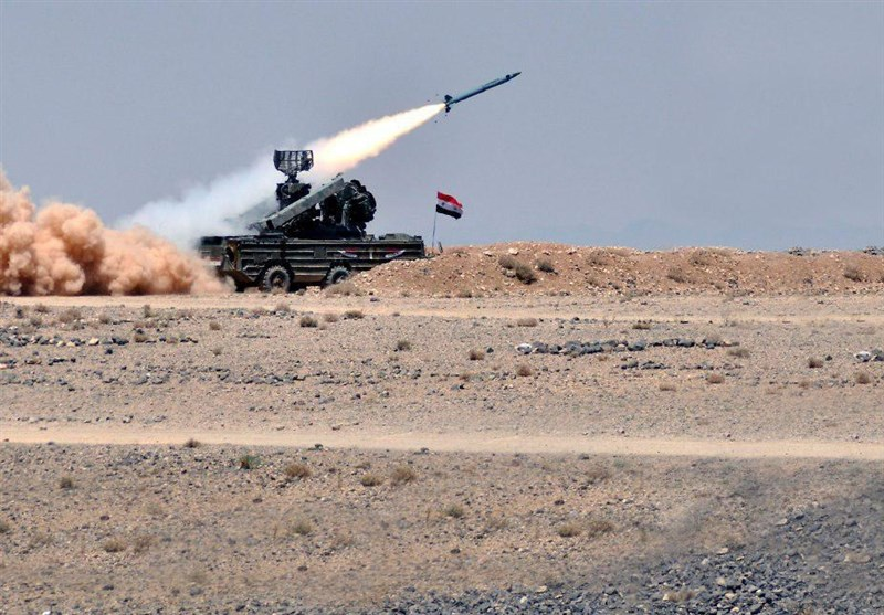 Syria's Air Defense Thwarts Israeli Aggression on Airport in Homs