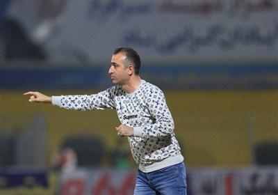 کمالوند: بازی با نفت تهران کیفیت فنی نداشت/ صد رحمت به جوان های قدیم!
