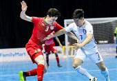 Iran Futsal Team Remains Third in World Ranking