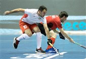 Iran Earns Third Win at Indoor Hockey Asia Cup