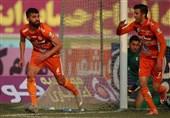 لیگ برتر فوتبال| پیروزی سایپا و تساوی استقلال خوزستان و گسترش فولاد در پایان نیمه اول