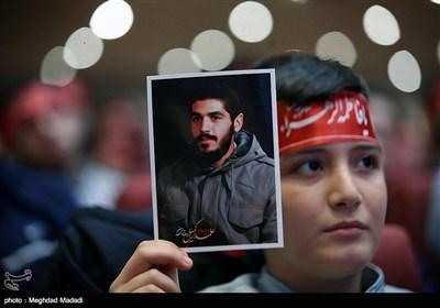 ماجرای بازیکن ملی پوش پرسپولیس که زندگی اش وقف شهید ابراهیم هادی است+عکس
