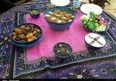 همدان|کاروانسرای شاه عباسی فرسفج میزبان جشنواره غذاها و بازیهای بومی محلی