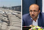 مکاتبه خودرویی رئیس گمرک با وزارت صنعت/ مخالفت با ترخیص خودروهای در گمرک مانده