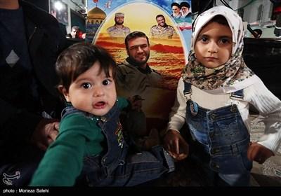مراسم گرامیداشت شهدای مدافع حرم - اصفهان