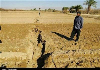 """تنها ایستگاه بارانسنجی ایران با ثبت بارش """"صفر"""" در 5 ماه اخیر"""