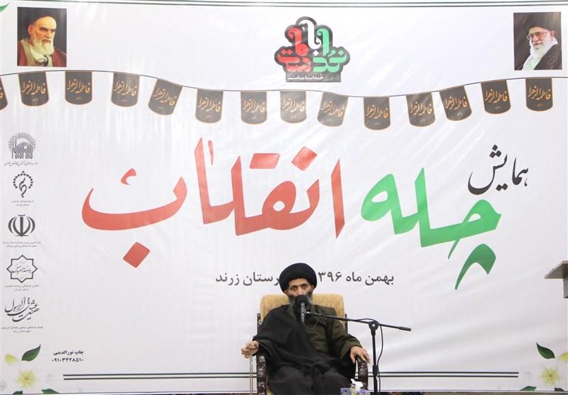 کرمان| بعضیها فلسفه انقلاب اسلامی را یادشان رفته است