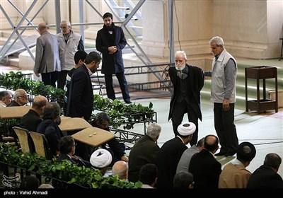 دکتر عباس شیبانی در نماز جمعه تهران