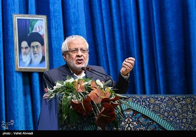 اسدالله بادامچیان در نماز جمعه تهران