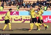 لیگ برتر فوتبال| پارس جنوبی با پیروزی مقابل تراکتورسازی به رختکن رفت