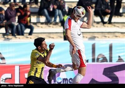 لیگ برتر فوتبال|پارس هم از جمع مدعیان قهرمانی کنار رفت/ تراکتورِ ساغلام شکست ناپذیر در لیگ برتر