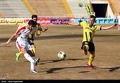 لیگ برتر فوتبال| پدیده و پارس با تساوی به رختکن رفتند، فولاد با پیروزی