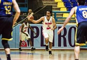 بسکتبال باشگاههای آسیا|دومین برد پتروشیمی ایران با غلبه بر نماینده چین تایپه