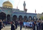 تحولات سوریه | مراسم بزرگداشت سالگرد پیروزی انقلاب اسلامی در حرم حضرت زینب(س)+تصاویر اختصاصی