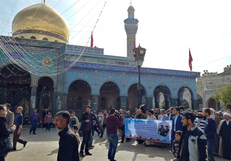 Iranians Mark Anniversary of Islamic Revolution with Nationwide Rallies