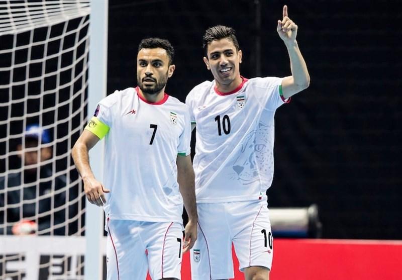 Iranian Duo Win Awards at AFC Futsal Championship