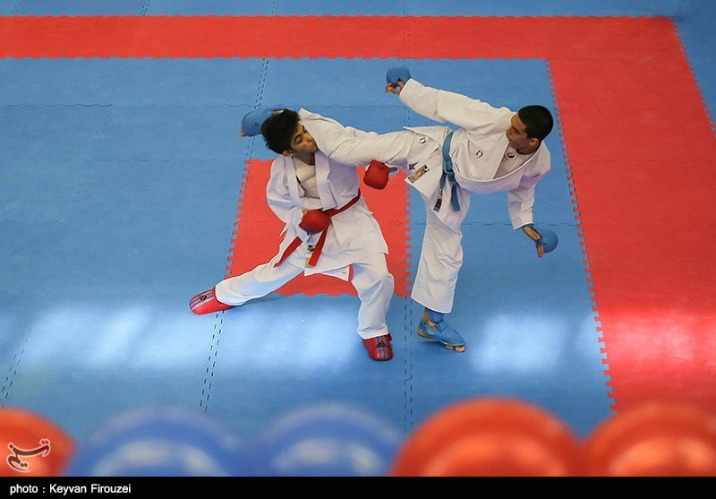 Iranians Win Four Bronze Medals at Karate 1-Premier League Dubai