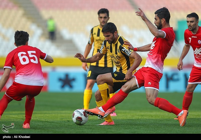 IPL: Sepahan Held by Naft Tehran