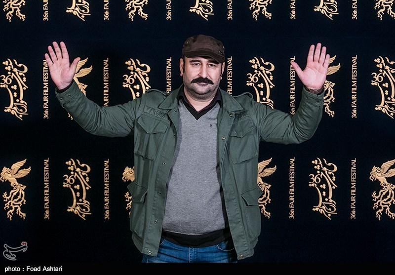 مهران احمدی کارگردان فیلم مصادره