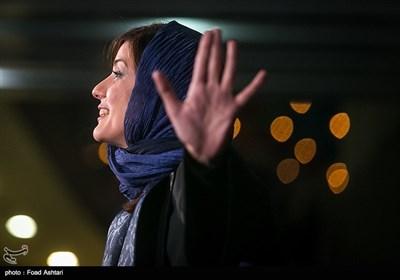 سارا بهرامی بازیگر فیلم دارکوب