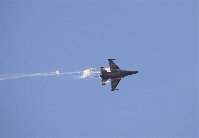 Syria Military Shoots Down Israeli F-16 Fighter Jet