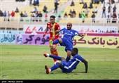 استقلال خوزستان برنده بازی 6 امتیازی