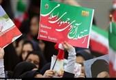 مردم با حضور در راهپیمایی ۲۲ بهمن مشت محکمی بر دهان دشمنان میزنند