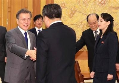 هیات بلندپایه کره شمالی وارد سئول شد