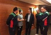 حضور تاج در اردوی تیم ملی فوتسال