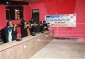 هرمزگان| مسابقات تیراندازی بانوان ایثارگر در حاجی آباد برگزار شد