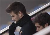 پیکه و فرمائلن در تمرینات بارسلونا شرکت نکردند