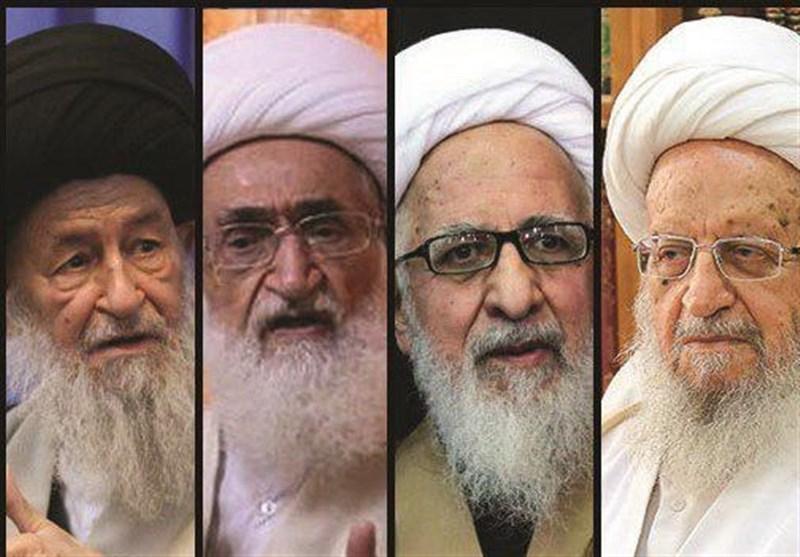 قم| دعوت مراجع تقلید و علما برای حضور پرشور و گسترده مردم در راهپیمایی ۲۲ بهمن