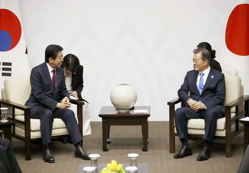 South Korean President Dismisses Abe's Call to Resume US-South Korea Joint Drills