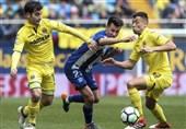 لالیگا| ویارئال فرصت سبقت گرفتن از رئال مادرید را از دست داد