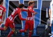 لالیگا| برتری اتلتیکو مادرید در شب آشتی گریزمان با هواداران