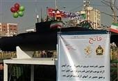 «22 بهمن 96»- 5|اعلام مشخصات زیر دریایی بومی فاتح + عکس