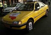 «22 بهمن 96»-7| اقدام جالب یک تاکسیدار تهرانی در راهپیمایی 22 بهمن
