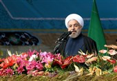 US Defeated in Face of Iran, Regional People: President Rouhani