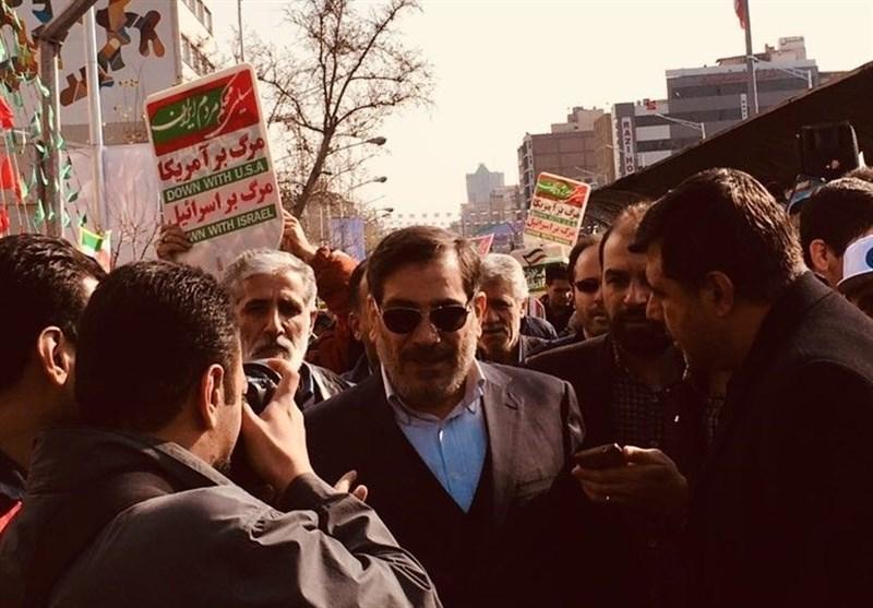 «22 بهمن 96»-11| واکنش شمخانی به ادعای صهیونیستها درباره پایگاههای ایران در سوریه