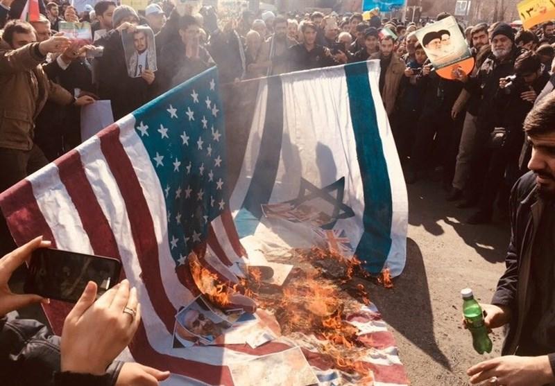 Siyonist Rejim Ve ABD, İran'a Yaptırım İçin Ortak Bir Ekip Kurdu