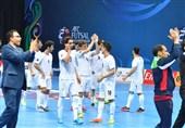 تبریک رئیس AFC بابت قهرمانی ایران در فوتسال قهرمانی آسیا