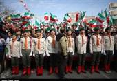 بجنورد  مردم خراسان شمالی در 22 بهمن 96 حماسهای باشکوه آفریدند+تصاویر