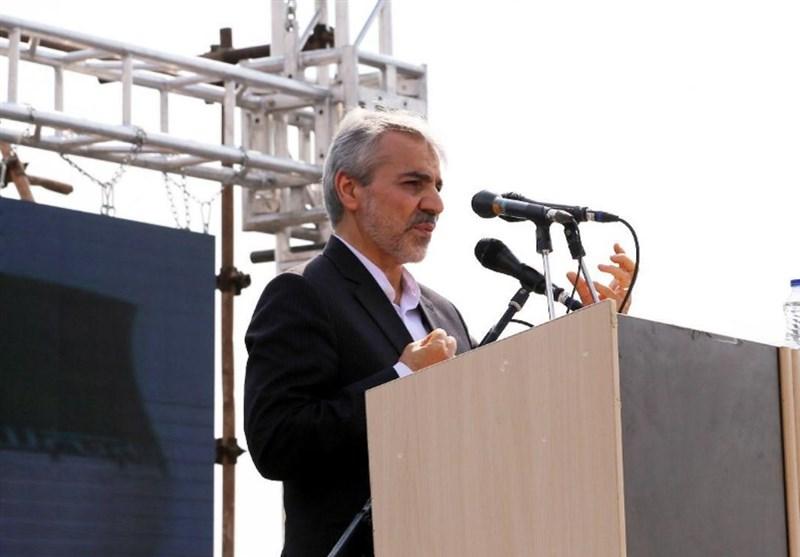 بندرعباس| نوبخت: ایران برقرار کننده امنیت برای کشورهای منطقه است