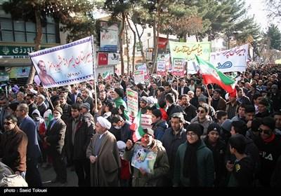 راهپیمایی 22 بهمن در استانها - 1