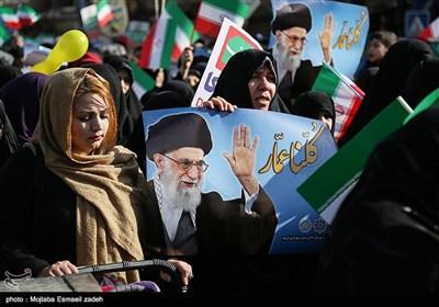 راهپیمایی ۲۲ بهمن ارومیه
