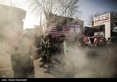 راهپیمایی 22 بهمن در استانها -3