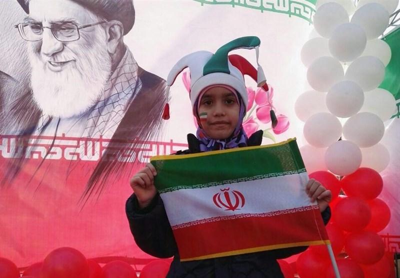 بازتاب «22 بهمن 96»-5|نیشن: میلیونها ایرانی از اقشار مختلف به خیابانها آمدند