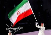 سمانه بیرامی: با پرچمداری در المپیک زمستانی یک سورپرایز بزرگ برایم رقم خورد/ گریهام در رژه از سرِ شوق بود